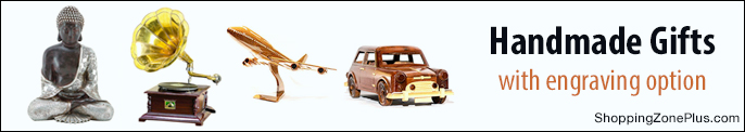 ScrapHome Decor, Metal Art & Wooden Plane Models